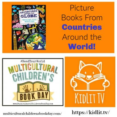 Diverse Picture Books From Countries Around the World!