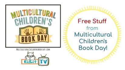 Free Stuff from Multicultural Children's Book Day!
