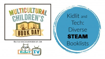 Kidlit and Tech: Diverse STEAM Booklists