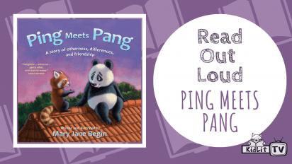 Read Out Loud PING MEETS PANG