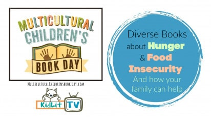 Books about Hunger and Food Insecurity {and how your family can help}