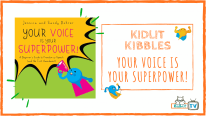 Your VOICE Is Your SUPERPOWER!