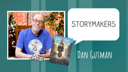 StoryMakers with Dan Gutman HOUDINI AND ME