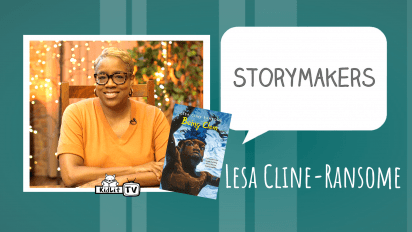 StoryMakers with Lesa Cline-Ransome BEING CLEM