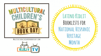 Latino Kidlit Booklists for National Hispanic Heritage Month