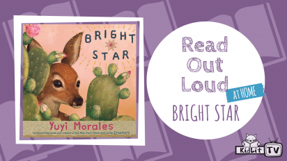Read Out Loud BRIGHT STAR / LUCERO by Yuyi Morales