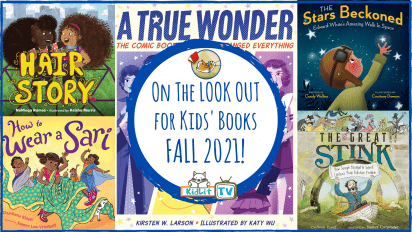 On The LOOK OUT for Books FALL 2021