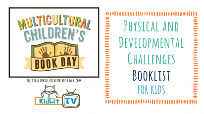 MCBD's Physical and Developmental Challenges Booklist
