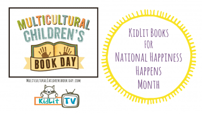Kidlit Books for National Happiness Happens Month