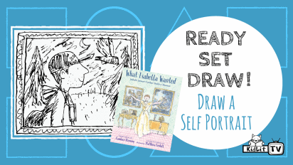 Ready Set Draw! A Self Portrait with Matthew Cordell WHAT ISABELLA WANTED