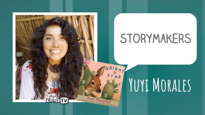 StoryMakers with Yuyi Morales  BRIGHT STAR / LUCERO