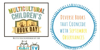Diverse Books that Coincide with September Observances